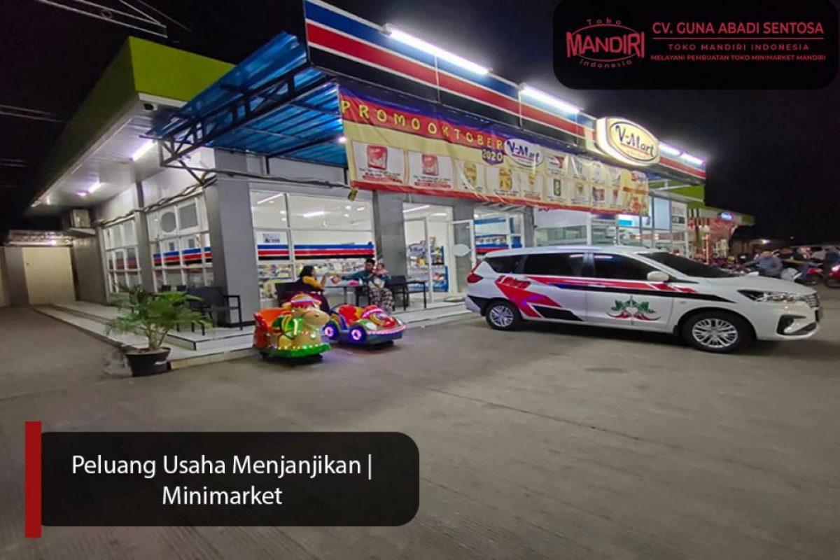 Peluang Usaha Yang Menjajikan | Minimarket - Toko Mandiri ...